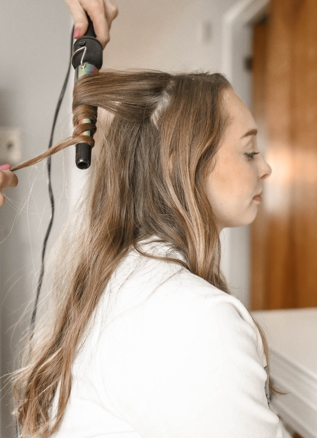 wedding hairstyling melbourne