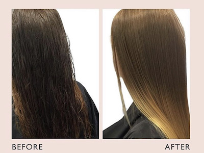 keratin hair smoothing treatment melbourne