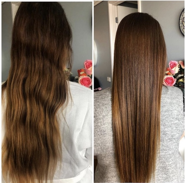 keratin treatment Melbourne at home