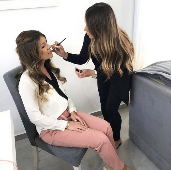 mobile makeup artist in melbourne