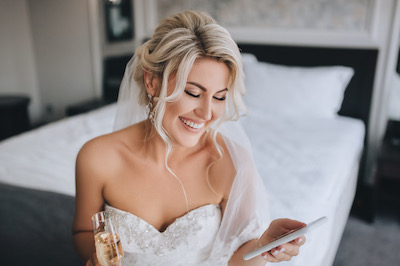 wedding hairstyling and wedding makeup melbourne